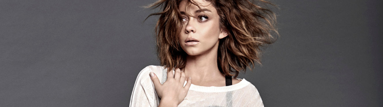 Welcome to Sarah Hyland Web