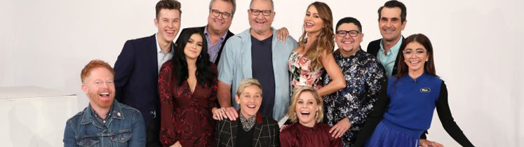 Visiting The Ellen Show