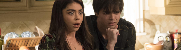 Sarah Hyland Learned About the Modern Family Death by Watching TV