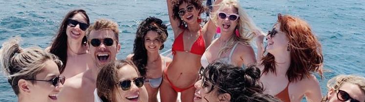 Kim Hidalgo's Bachelorette Weekend in Cabo San Lucas