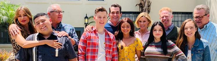 'Modern Family' Season 11 Table Read