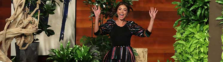 Ellen Digital Inks New Projects With Sarah Hyland and Tiffany Haddish