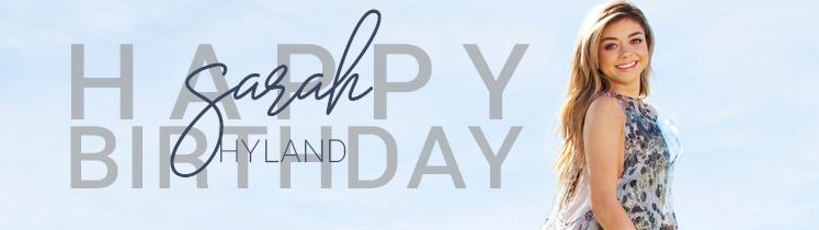 Happy 30th Birthday Sarah